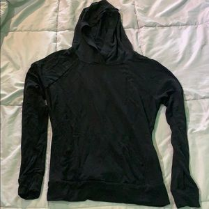 Tops - Black Hoodie - Small - Daily/Ritual